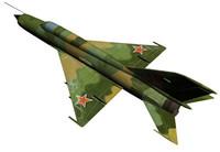 MiG_21_low_poly.rar