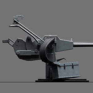 3ds max oerlikon 25mm kba automatic