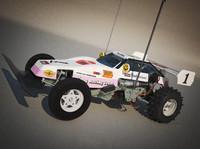 radio control car 3d model
