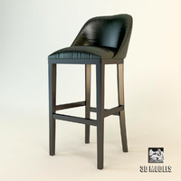 Baxter Decor Bar Stool