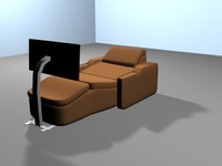 leather chair concepts.max
