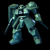 robot in gundam