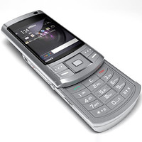 samsung g810 mobile phone 3ds