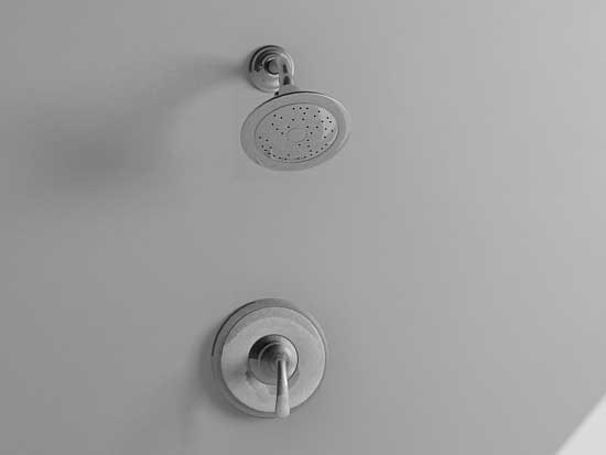 shower 3d model