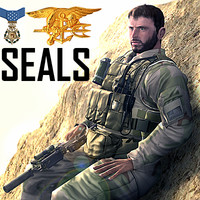 US Navy SEAL ASDS Team 1 (rigged) MAX 8