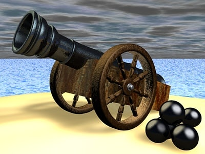 cannon marine battles 3ds
