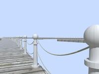 3d dock bollards