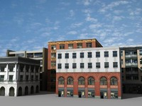 3dsmax 5 buildings