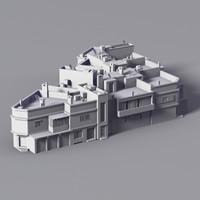 Buildings Equatorial 2