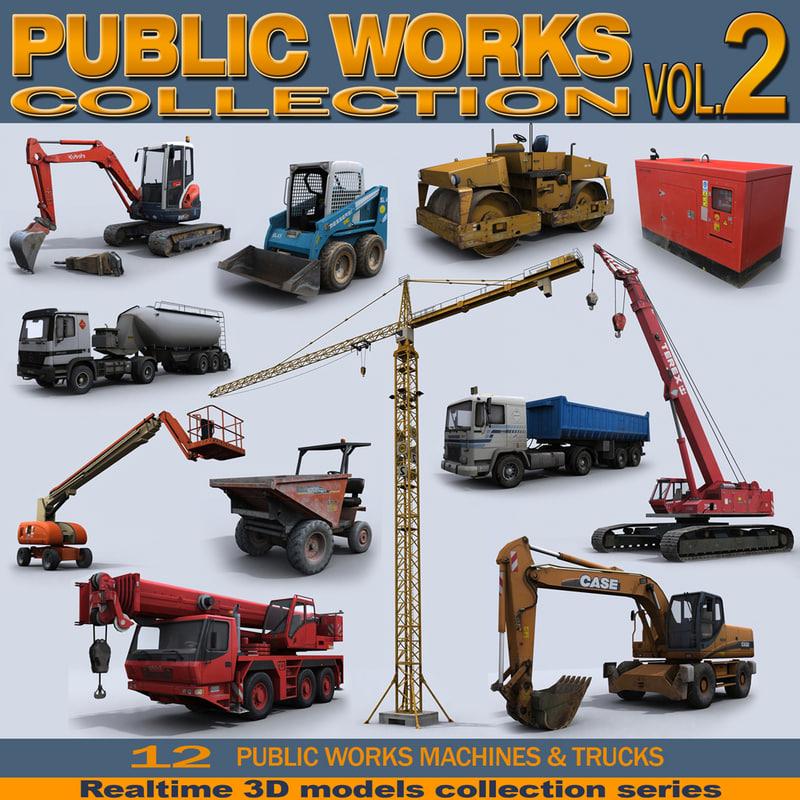 realtime public works vol 2 3d model