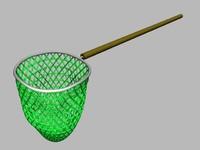 3d crab net