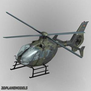 cob eurocopter ec-135 german army