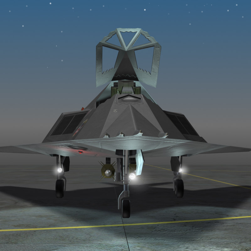 stealth jet knights max