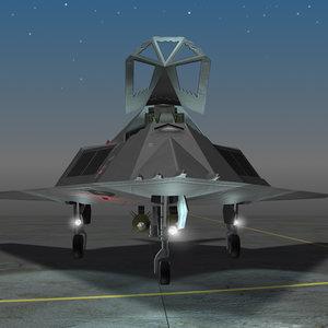 stealth jet knights max