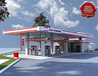 Gas Station V10