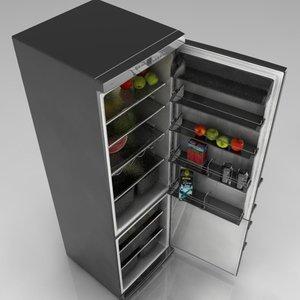 liebherr cp4056 fridge 3d max