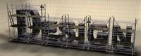 3d model scaffolding