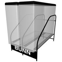3d stand bunn hoppers