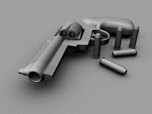 357 magnum revolver ma