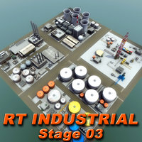 3ds max industrial rt