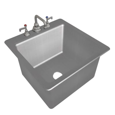 stainless steel sink faucet 3d max