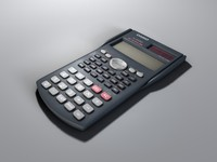 Casio fx-85MS calculator