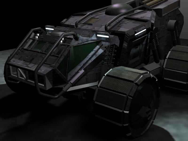 maya space vehicle