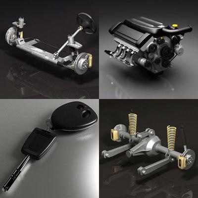 mcpherson suspension v8 engine max