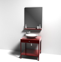 3d bathroom sink cabinet