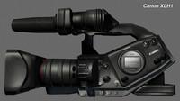 Canon XLH1