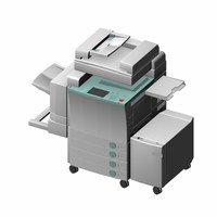 office copier 3d model