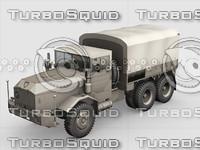 Army Truck model