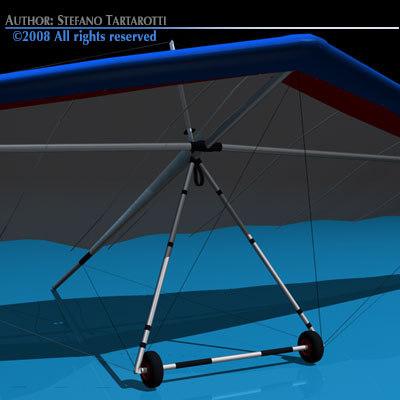 dxf hang glider