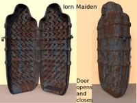 3d iron maiden model