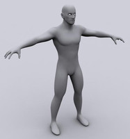 Animation or Detail ready character