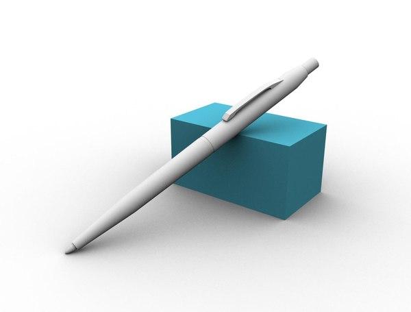 3d pen materials