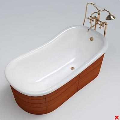 bath 3ds
