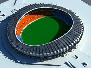 3ds seoul olympic stadium