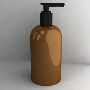 obj liquid soap bottle