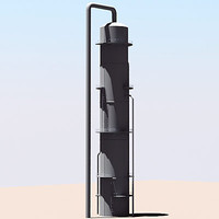 industrial tower 3ds