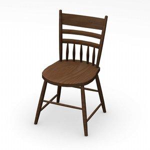 maya western chair