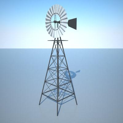 dxf wind windmill