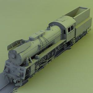 ol-49 steam locomotive max
