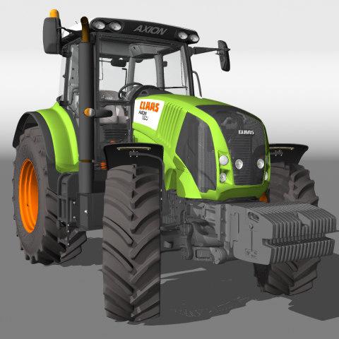 lightwave tractor agrimotor