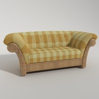 ratang sofa 3d max