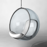 3d bubble chair