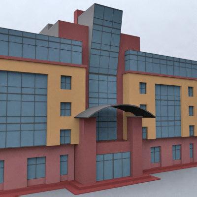 maya building