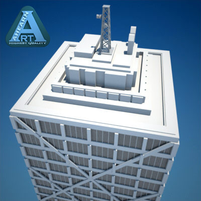 skyscraper 8 vol 2 3d 3ds
