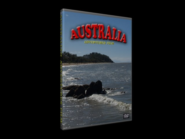 3d dvd plastic case standard model