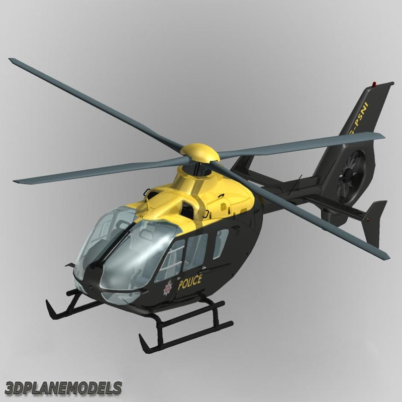 eurocopter ec-135 uk police lwo